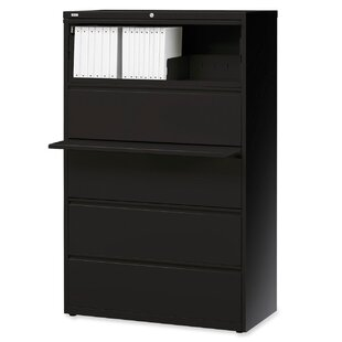 5-Drawer Telescoping Suspension File