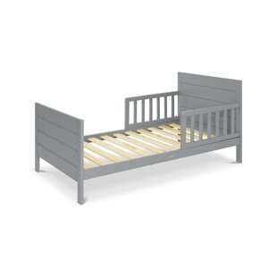Modena Toddler Panel Bed by DaVinci