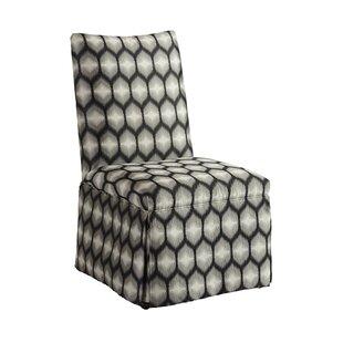 Barclay Butera Mackenzie Skirted Upholstered Dining Chair