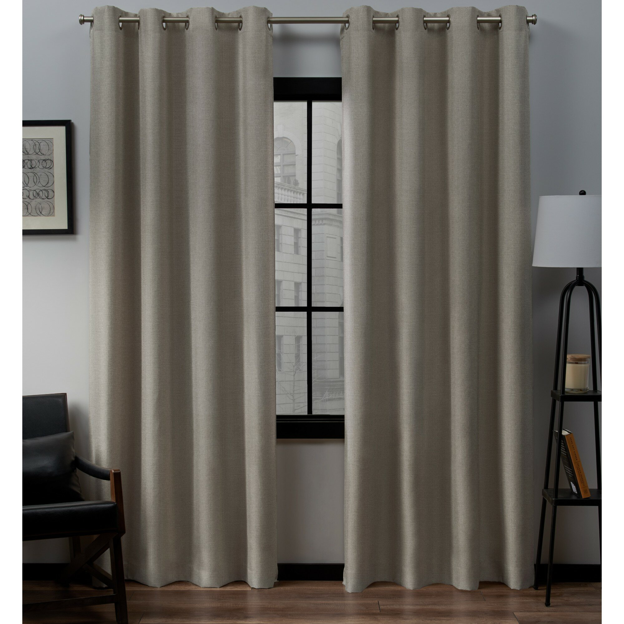 Wayfair Beige Curtains Drapes You Ll Love In 2021