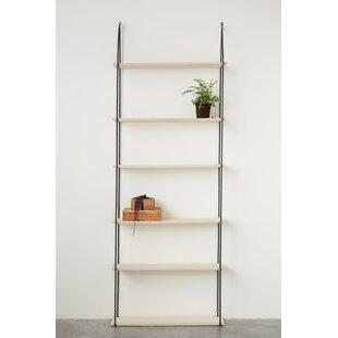 Ebern Designs Bello Tier Ladder Bookcase
