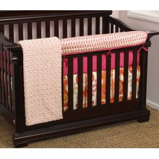 Online Reviews Sundance 4 Piece Crib Bedding Set ByCotton Tale
