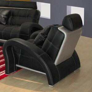 Arthur Lounge Chair by Hokku Designs