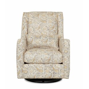 Spofford Swivel Rocker Glider by Harriet Bee