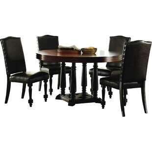 Homelegance Blossomwood Dining Table