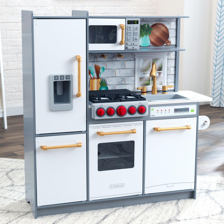 Uptown Elite Play Kitchen Set
