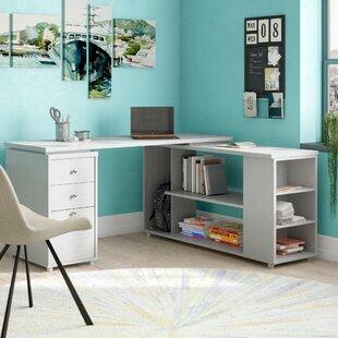 Conwell Reversible L-Shape Computer Desk by Brayden Studio