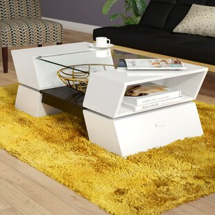 Adamski Coffee Table with Storage