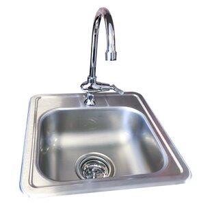 Standard Outdoor Sink
