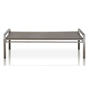 Willow Rustic Oak Wood Coffee Table Foundry Select
