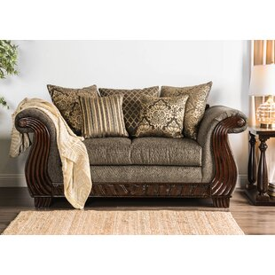 Inexpensive Ridlon Loveseat by Astoria Grand Reviews (2019) & Buyer's Guide