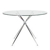 Berndt Round Dining Table by Orren Ellis
