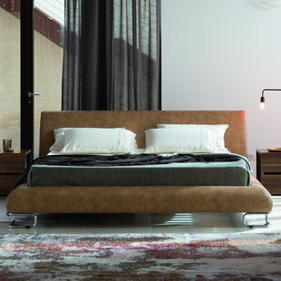 Rossetto USA Lotto Upholstered Platform Bed