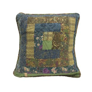 Blume Cotton Throw Pillow