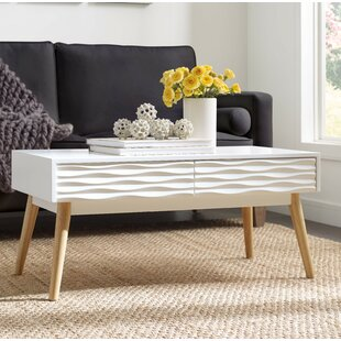Great Price Frady Coffee Table By George Oliver