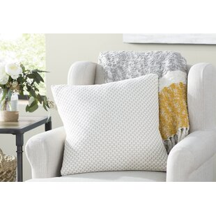 Deauville Knit Throw Pillow