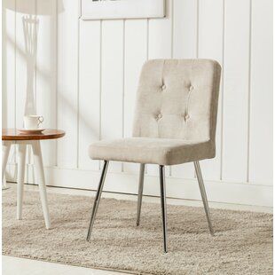 Nicolas Upholstered Dining Chair by Ebern Designs