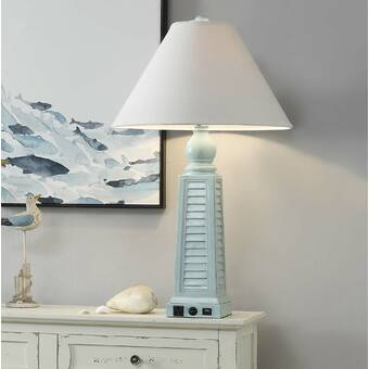 Red Barrel Studio Cabravale Ceramic 30 Table Lamp Wayfair