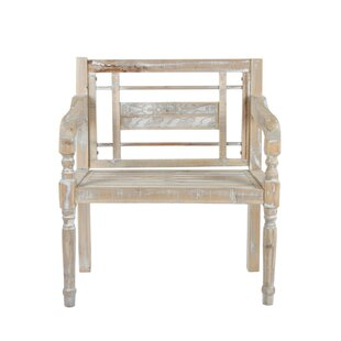 Susan Wood Bench By Lily Manor