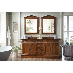 hot sales 62867 1dc9b Cherry Bathroom All Bathroom Vanities | Wayfair