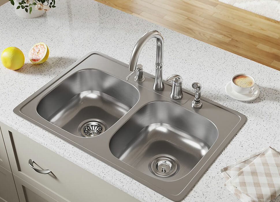 How To Install A Kitchen Sink Wayfair