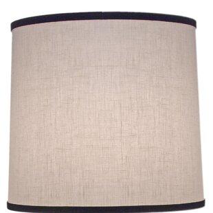 13 Linen Drum Lamp Shade