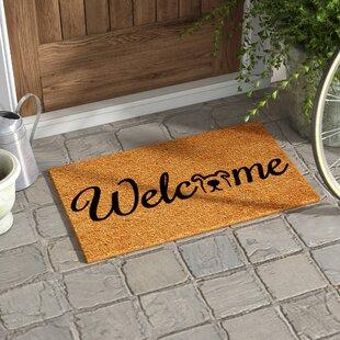 Horace Doggie Welcome Doormat by Red Barrel Studio