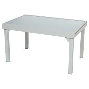 Antonioni Extendable Aluminium Dining Table Image