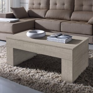 Daugherty Coffee Table with Lift Top by Bray..