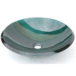 Eden Bath Glass Circular V..