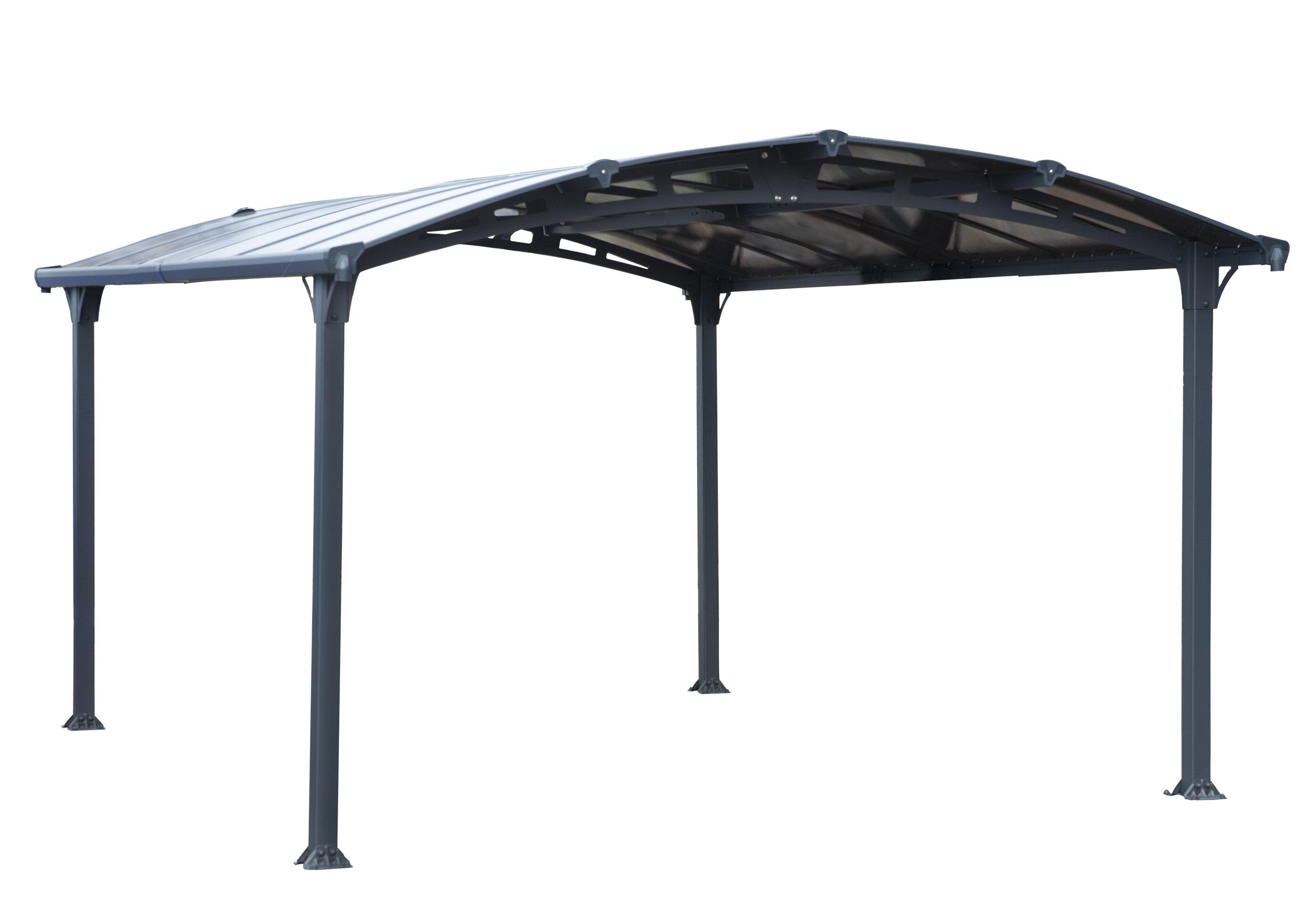 Palram Arcadia 12 Ft X 14 Canopy