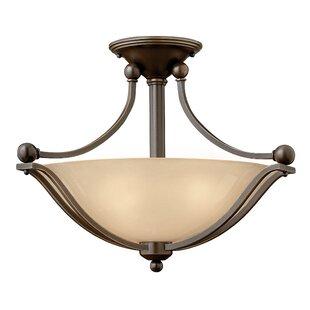 Hinkley Lighting Bolla 2-Light Semi Flush Mount