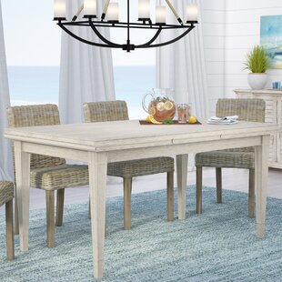 Gilboa Refectory Extendable Dining Table by Beachcrest Home Best