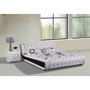 Cuvier Upholstered Platform Bed