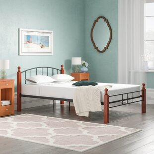 Rockport Bed Frame By Ophelia & Co.