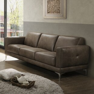 Madigan Leather Sofa