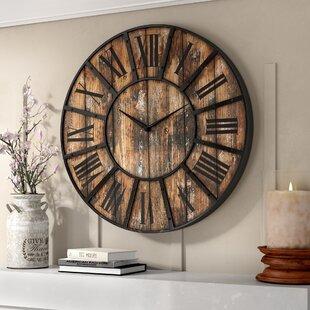 Oversized Hampson 36 Wall Clock