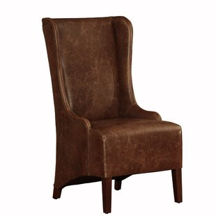 Messer Upholstered Dining Chair by Canora..