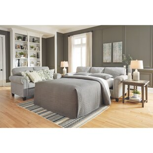Alandari 2 Piece Sleeper Configurable Living Room Set by Signature Design by Ashley