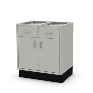 2 Drawer and 2 Door Accent Cabinet SteelSentry