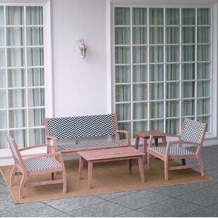 Danya 5 Piece Sofa Seating Group