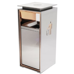 Cosmopolitan Furniture 21 Gallon Pull Out/Under Counter Trash Can