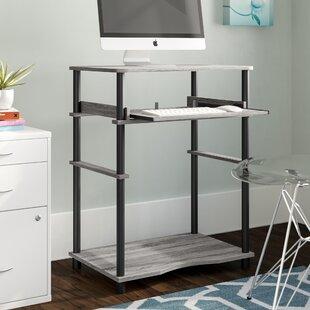Desideria Computer Desk by Ebern Designs