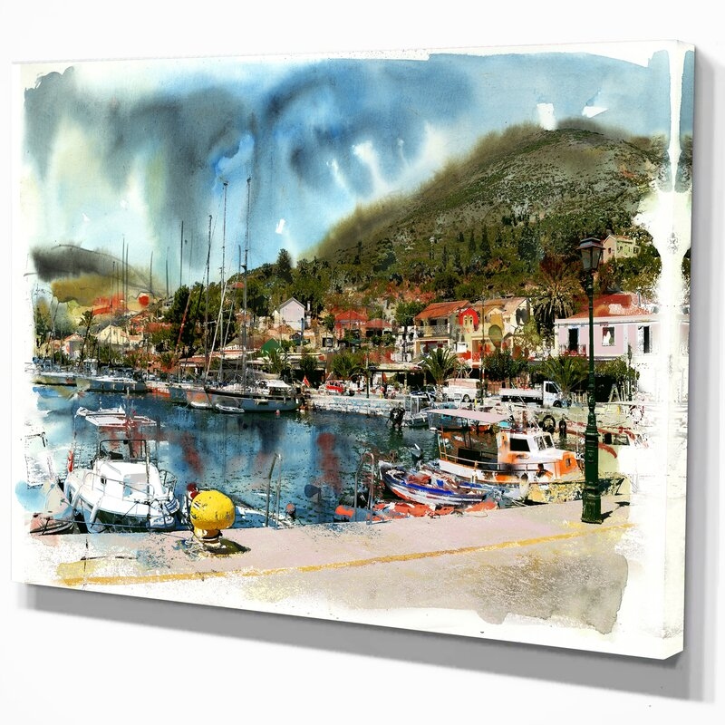 """12/""""x20/""""Sunlit Trail HD Canvas prints Painting Home decor Picture Room Wall art"""