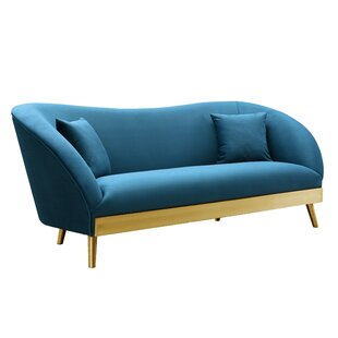 Shop Valda Sofa by Everly Quinn