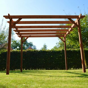 Pollitt Pergola By Sol 72 Outdoor