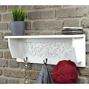 Brodie Wall Mounted Coat Rack By Lily Manor