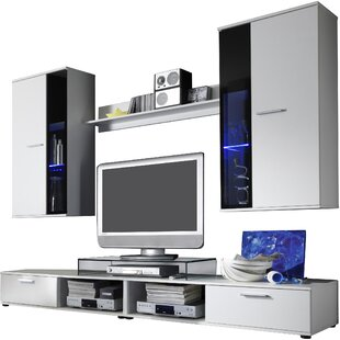Salsa Entertainment Unit For TVs Up To 40