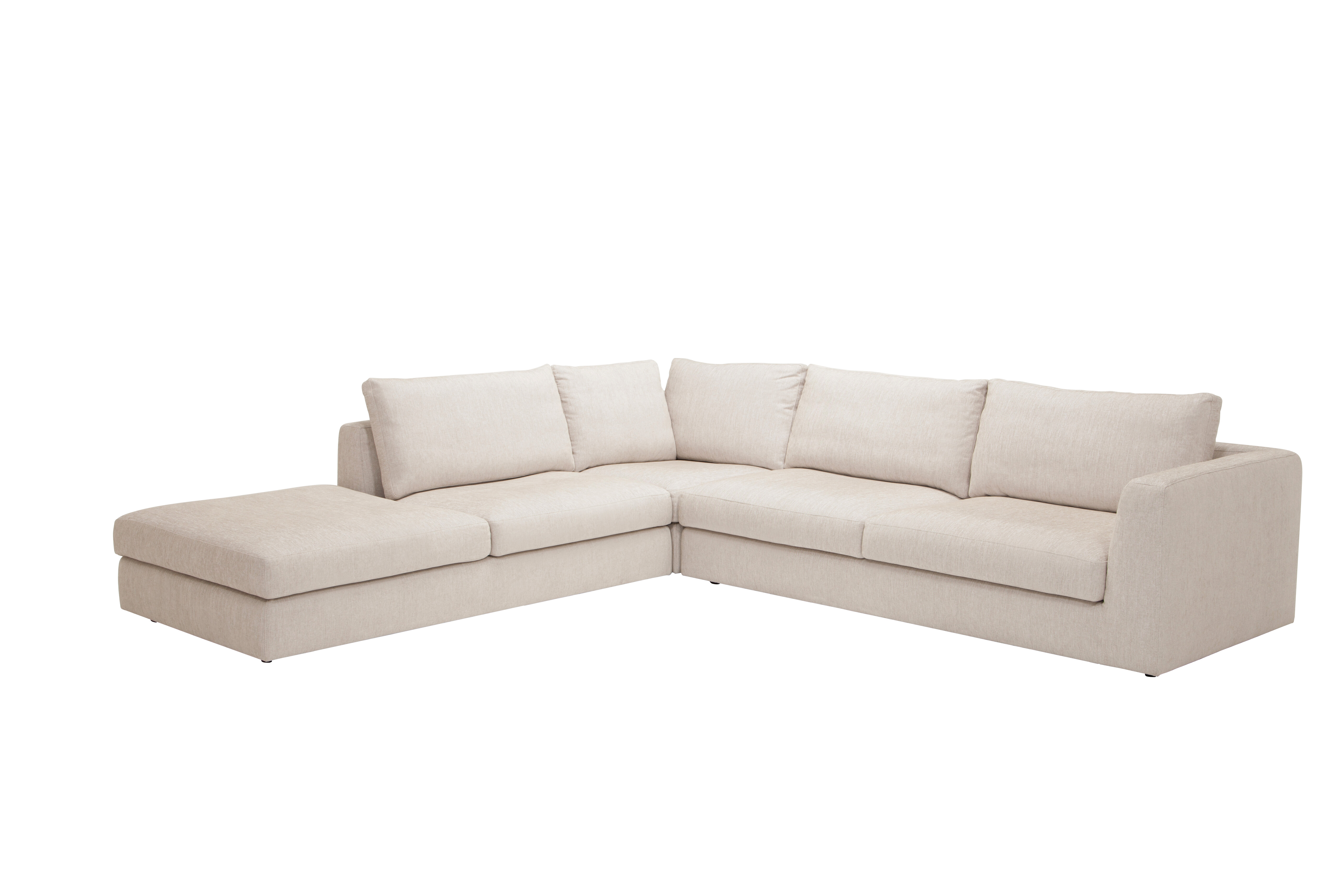 Eq3 Cello 118 Sectional Sofa Couch