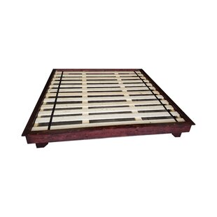 Ava Platform Bed by PeaceLoveWood